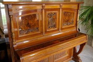 Pianiino I.G.Irmler ehitusaasta  1910 Saksamaa